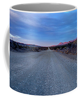 The Long Dirt Road Coffee Mug