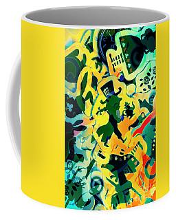 The Madness Is Real Coffee Mug