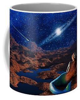 The Meditative Mermaid Coffee Mug