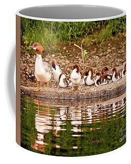 The Merganser Team Coffee Mug