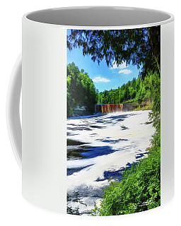 The Mighty Tahquamenon Coffee Mug