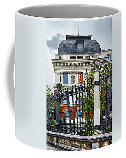 The Ministry Of Agriculture, Fisheries, Food And Environment In Madrid Coffee Mug
