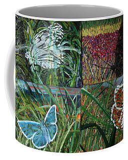 The Missing Piece Coffee Mug