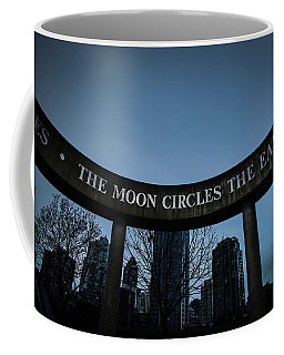 The Moon Circle Coffee Mug