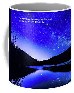The Morning Stars Coffee Mug