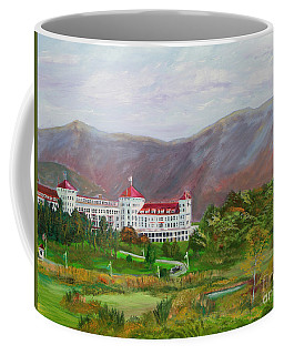 The Mount Washington Hotel Coffee Mug