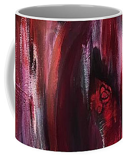 Coffee Mug featuring the painting The Music Of The Night by Rebecca Davidson