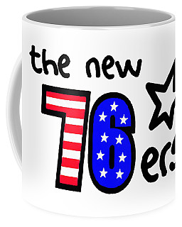 The New 76ers Coffee Mug