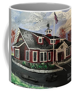 The New Dover, Nh Branch Coffee Mug
