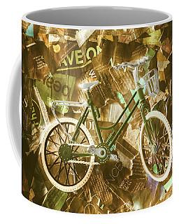 The News Cycle Coffee Mug