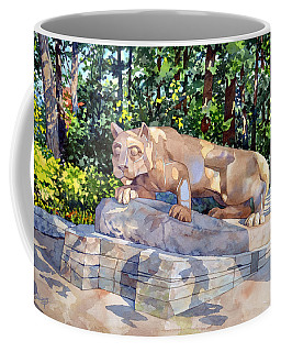 The Nittany Lion Coffee Mug