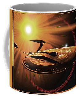 The Nova Star Coffee Mug