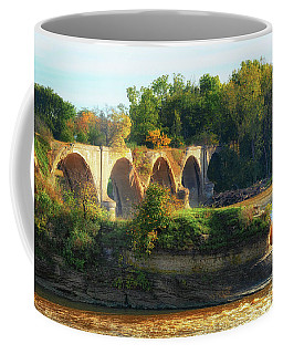 The Old Bridge  Coffee Mug