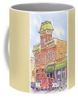 The Old Fire House Coffee Mug