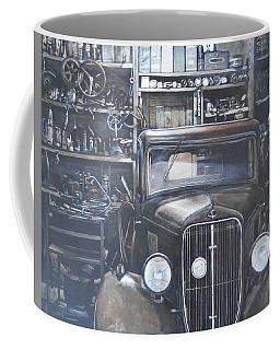 The Old Garage Coffee Mug