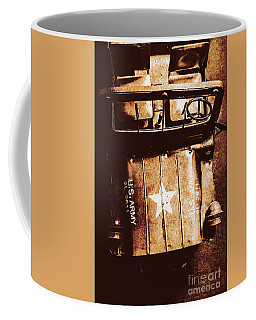 The Old Guard Coffee Mug