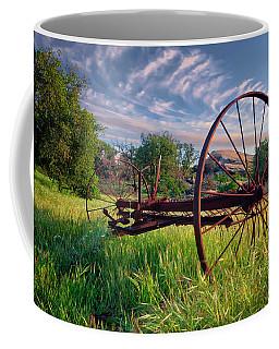 The Old Hay Rake 2 Coffee Mug
