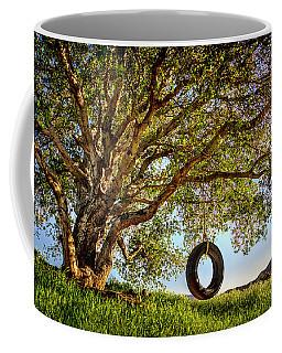 The Old Tire Swing Coffee Mug