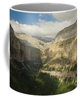 The Ordesa Valley Coffee Mug