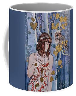The Owl's Secret Coffee Mug