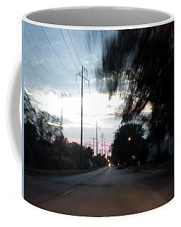 The Passenger 03 Coffee Mug