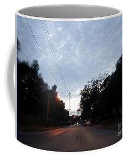 The Passenger 06 Coffee Mug