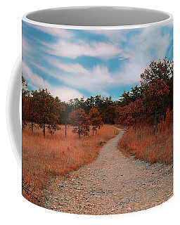 The Path To Enlightenment Coffee Mug