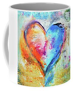 The Patience Of Love Coffee Mug