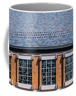 The Patterns Of A Church Coffee Mug