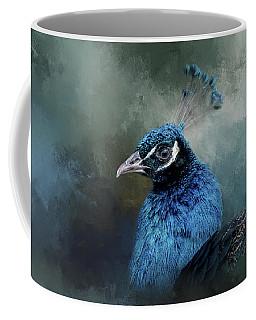 The Peacock's Crown Coffee Mug