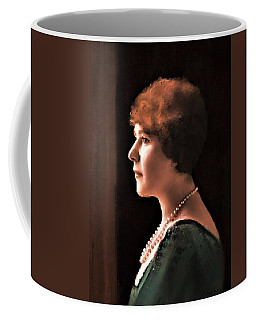 The Pearl Necklace Coffee Mug