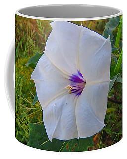 The Perfect Flower - Sacred Datura Coffee Mug