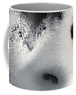Coffee Mug featuring the digital art The Phantom Of The Arts by ISAW Company