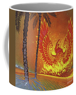 The Phoenix Coffee Mug