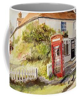 The Phone Box, Appledore Coffee Mug