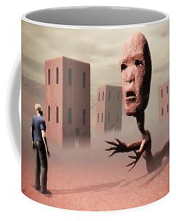 The Politician And I Coffee Mug