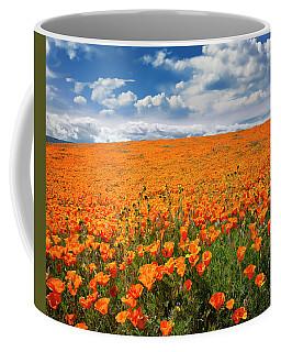 The Poppy Field Coffee Mug