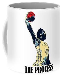 The Process  Coffee Mug