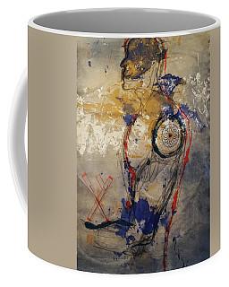 The Protector Of The Sacred Feminine  Coffee Mug