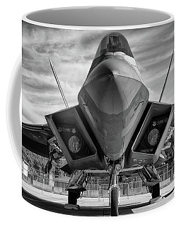 The Raptor Waits Coffee Mug