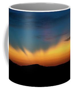 The Rays Of Dawn Coffee Mug