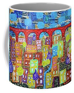 The Red Bridge Coffee Mug