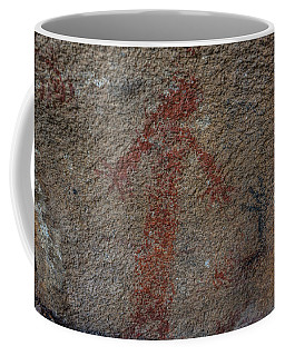 The Red Lady Coffee Mug