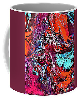 The Red Planet  Coffee Mug