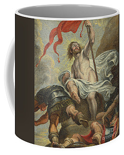 The Resurrection Of Christ By Rubens Coffee Mug