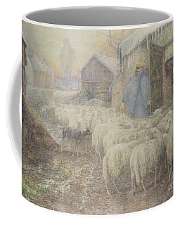 The Return Of The Shepherd Coffee Mug