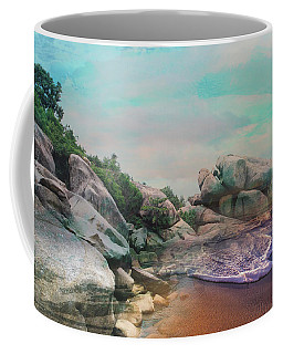 The Rising Tide Montage Coffee Mug