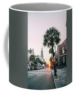 The Road Is Broad Coffee Mug