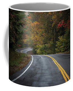 The Road To Friends Lake Coffee Mug