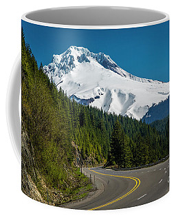 The Road To Mt. Hood Coffee Mug